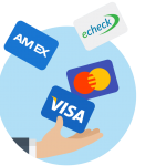 Payment methods illustration